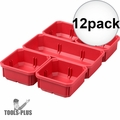Milwaukee 31-01-0502 12x 5 PC Bin Set for Low Profile PACKOUT Organizer