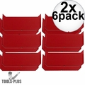 Milwaukee 31-01-0503 PACKOUT Spare Divider Kit 6pc 2x