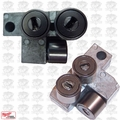 Milwaukee 42-28-0211 Rear and Front 42-28-0206 Blade Guide Assembly Kit