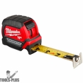 Milwaukee 48-22-0116 Compact Magnetic Tape Measure 16'
