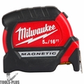 Milwaukee 48-22-0117 Compact Magnetic Tape Measure