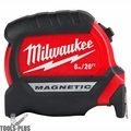Milwaukee 48-22-0126 Compact Magnetic Tape Measure