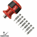 Milwaukee 48-22-2120 Compact 8IN1 Multi Bit Driver