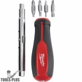 Milwaukee 48-22-2760 11 & 1 Multi-Tip Screwdriver
