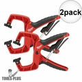 "Milwaukee 48-22-3002 2"" Plus Stop Lock Hand Clamp with Durable Grip 2x"