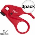 Milwaukee 48-22-3065 Universal Twisted Pair Stripper 3x