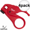 Milwaukee 48-22-3065 Universal Twisted Pair Stripper 4x