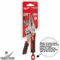 "Milwaukee 48-22-3406 6"" TORQUE LOCK Long Nose Lock Pliers with Durable Grip"