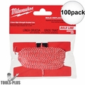 Milwaukee 48-22-3989 100' Bold Replacement Chalk Line 100x