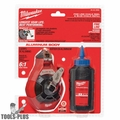 Milwaukee 48-22-3992 100' Fine Line Chalk Reel (Fine Line) w/ Blue Chalk