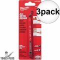 Milwaukee 48-22-4255 Reaming Pen 3x