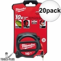 Milwaukee 48-22-5117 20x 16'  TAPE MEASURE