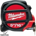 Milwaukee 48-22-5217 16'/5m Tape Measure
