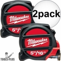 Milwaukee 48-22-5217 16'/5m Tape Measure 2x