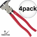 Milwaukee 48-22-6410 Fencing Pliers High-Leverage Rust Resistant 4x