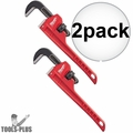 "Milwaukee 48-22-7110 10"" Steel Pipe Wrench 2x"