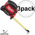 Milwaukee 48-22-7116B 16' Magnetic Tape Measure 3x