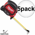 Milwaukee 48-22-7116B 16' Magnetic Tape Measure 5x