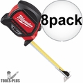 Milwaukee 48-22-7116B 16' Magnetic Tape Measure 8x