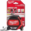 Milwaukee 48-22-7135 35' Magnetic Tape Measure