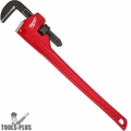 "Milwaukee 48-22-7136 36"" Steel Pipe Wrench with 5"" Jaw Capacity"