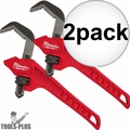 Milwaukee 48-22-7171 Steel Offset Hex Pipe Wrench 2x