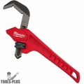 "Milwaukee 48-22-7171 Steel Offset Hex Pipe Wrench with 2-5/8"" Jaw Capacity"