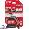 Milwaukee 48-22-7216 16' (5 m) Premium Magnetic Tape Measure
