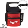 Milwaukee 48-22-8111 Compact Electricians Pouch 3x