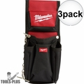 Milwaukee 48-22-8118 Compact Utility Pouch 3x