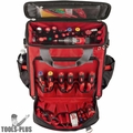 Milwaukee 48-22-8210 Jobsite Tech Bag Tool Pouch Nylon Pocket Strap Storage
