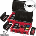 Milwaukee 48-22-8424 PACKOUT Tool Box 2x