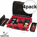 Milwaukee 48-22-8424 PACKOUT Tool Box 4x