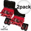 Milwaukee 48-22-8425 PACKOUT Large Tool Box 2x