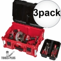 Milwaukee 48-22-8425 PACKOUT Large Tool Box 3x