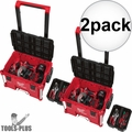 Milwaukee 48-22-8426 PACKOUT Rolling Tool Box 2x
