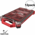 Milwaukee 48-22-8436 PACKOUT Compact Low-Profile Organizer 12x