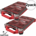Milwaukee 48-22-8436 PACKOUT Compact Low-Profile Organizer 2x