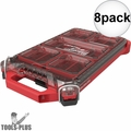 Milwaukee 48-22-8436 PACKOUT Compact Low-Profile Organizer 8x