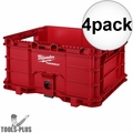 Milwaukee 48-22-8440 4x PACKOUT Crate
