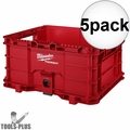 Milwaukee 48-22-8440 5x PACKOUT Crate