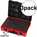 Milwaukee 48-22-8450 PACKOUT Tool Case 3x
