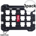 Milwaukee 48-22-8485 Packout Mounting Plate 3x