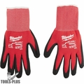 Milwaukee 48-22-8900 Cut Level 1 Dipped Work Gloves - Small