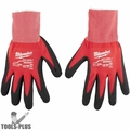Milwaukee 48-22-8904 Cut Level 1 Dipped Word Gloves - 2X-Large
