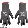 Milwaukee 48-22-8950 Cut Level 5 Dipped Gloves Small BEST Oyster Clam Glove
