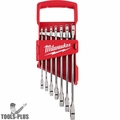 Milwaukee 48-22-9406 7pc Ratcheting Combination Wrench Set - SAE