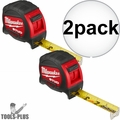 Milwaukee 48-22-9916 16' STUD Tape Measure 2x