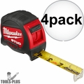 Milwaukee 48-22-9916 16' STUD Tape Measure 4x