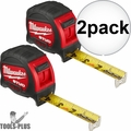 Milwaukee 48-22-9925 25' STUD Tape Measure 2x
